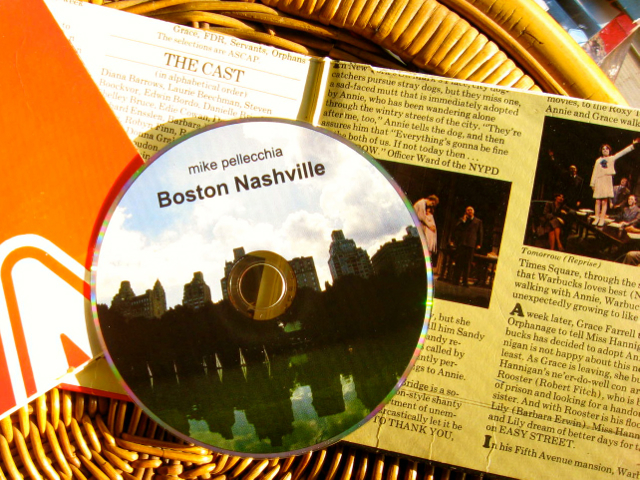 "Boston Nashville twofer ""annie soundtrack"""
