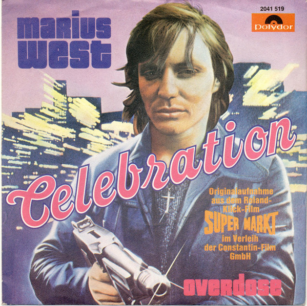 Celebration b/w Overdose, Marius West, ST film Super Markt