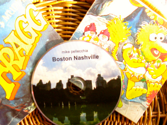 "Boston Nashville twofer ""fraggle rock\"""