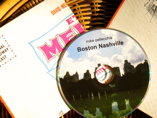 "Boston Nashville twofer ""gypsy soundtrack\"""