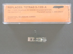 Pfanstiehl P-415D replacement cartridge