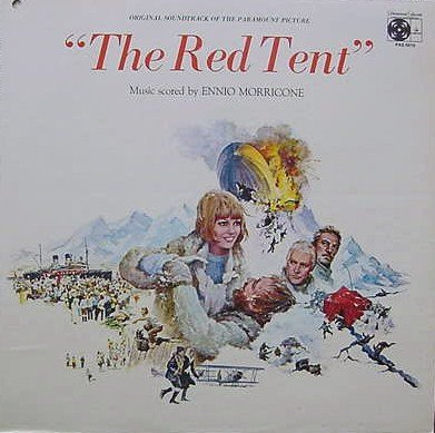 Ennio Morricone / The Red Tent LP