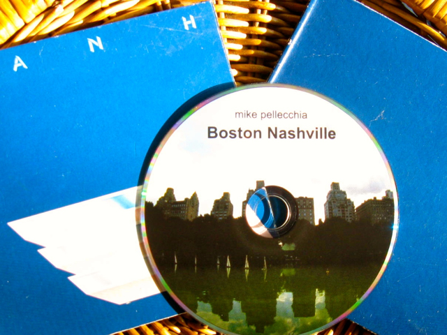 "Boston Nashville twofer ""van halen"""