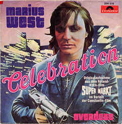 Marius West - Celebration/Overdose