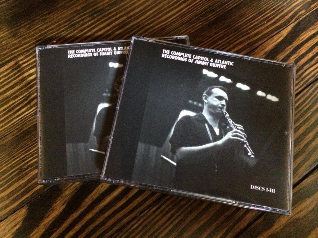 The Complete Capitol & Atlantic Recordings of Jimmy Giuffre