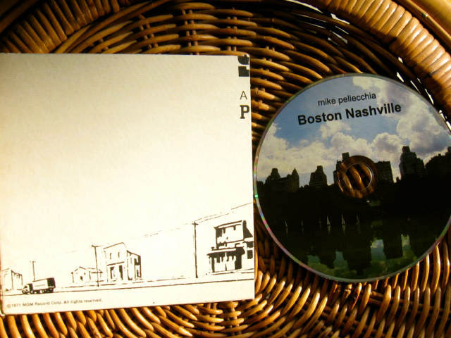 "Boston Nashville w/ ""last picture show"" sleeve"