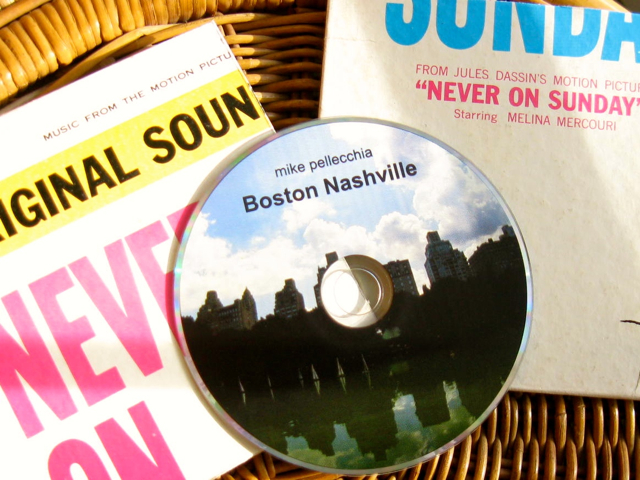 "Boston Nashville twofer ""never on sunday"""