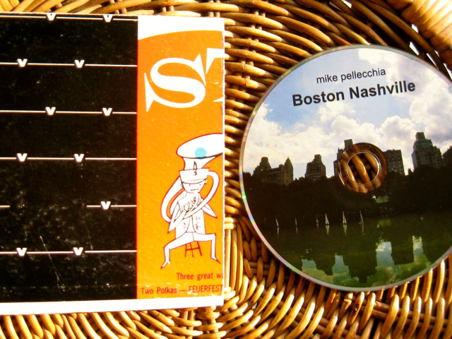 "Boston Nashville w/ ""Strauss"" sleeve"